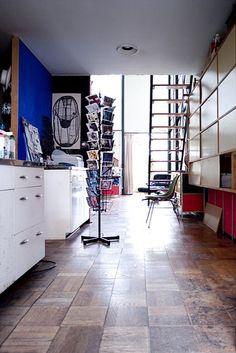 Eames House (Case Study House) Studio