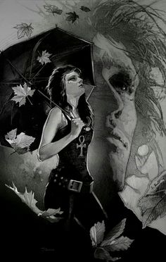 Sandman & Death