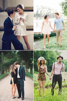 What to Wear for Your Engagement Shoot Beautiful Outfit Trends You'll Love! Engagement Dresses, Engagement Photo Outfits, Engagement Photo Inspiration, Engagement Shoots, Engagement Pictures, Prenup Photos Ideas, Prenup Ideas Outfits, Prenup Ideas Philippines, Prenup Outfit