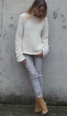 T-Shirt Donna Bianco 48 IT//Etichetta XXL Maglione Manica Lunga ZIOOER