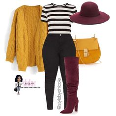 46 Stunning High Fashion Outfits Ideas - FASHIONFULLFIT The plus size high fashion clothing is a booming market today and it's great that even well known fashion designers … Black Women Fashion, Curvy Fashion, Look Fashion, Plus Size Fashion, Winter Fashion, Girl Fashion, Womens Fashion, Fashion Trends, Fashion Ideas