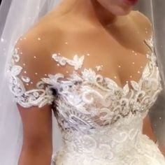 I love this. The only thing I would change is making the bodice all white underneath like the rest of the dress.