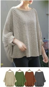 New Arrival. Women's Knit Sweater . $36.95.