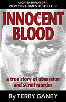 "Innocent Blood by author Terry Ganey. Like a real-life Hannibal Lecter--the psychopathic murderer from Thomas Harris' ""Silence of the Lambs""--Charles Hatcher was cunning, sadistic and totally remorseless. He was a man with no conscience. He killed sixteen people, three of them children. #InnocentBlood #SerialKiller #TrueCrime #TrueCrimeBooks #SerialKillerBooks #Murder #MissingLeads"