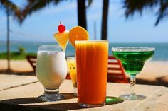 What is your favorite island drink? Try them all on your next vacation. Re-pin, and visit www.grandturizmo.com for best deals on all-inclusive vacations to Mexico and the Caribbean.
