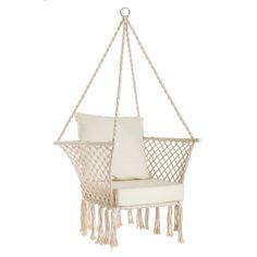 Hengestol tau natur - LUDOstore.no Bassinet, New Homes, Bed, Furniture, Front Porch, Home Decor, Nature, Crib, Decoration Home