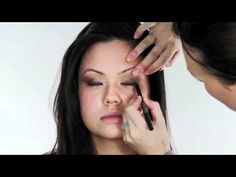 Asian/Mono Lid Eye Makeup. Pixiwoo