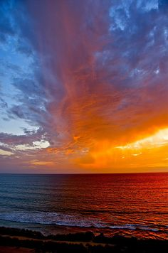 ♂ Virga Beach ocean #sunset #sunrise