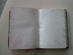 Shanghai Diary 112 + 110 chinesische Tagebücher. Die großen Seiten waren auch anders bedruckt.