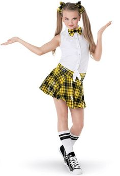 Modern-day dancewear and high-ranked leotards, swing transfer, faucet and dance sneakers, hip-hop apparel, lyricaldresses. Cute Little Girl Dresses, Girls In Mini Skirts, Girls Dresses, Hip Hop Costumes, Girls Dance Costumes, Hip Hop Dance Outfits, Girl Outfits, Fashion Outfits, Preteen Girls Fashion