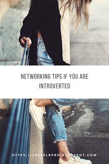 How To Make Money Online: Networking Tips If You Are Introverted