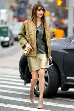 Metallic - a major fashion trump season   Fashion   Trends   VOGUE