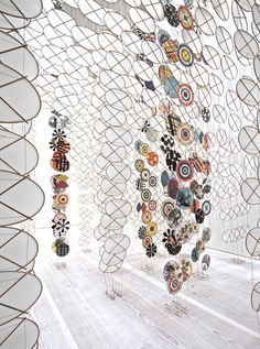 jacob hashimoto - Silence Still Governs Our Conscious