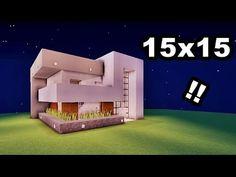 Maison Moderne Minecraft, Maison Minecraft, Maisons Minecraft Faciles,  Modèles Minecraft, Construire, Jeux, Astuces, Faire Soi Meme, Plans  Minecraft