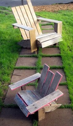 Pallet Lounge Chair