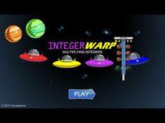 An Ipad app for integers