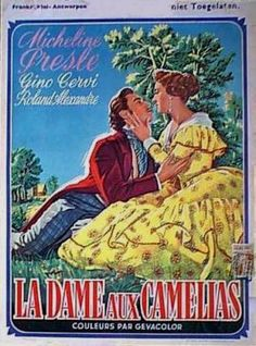 LA DAME AUX CAMELIAS 1952
