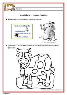 Proyecto La Vaca Y La Leche
