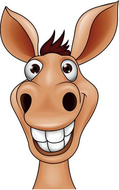 Smiling donkey head : - Millions of Creative Stock Photos, Vectors, Videos and Music Files For Your Inspiration and Projects. Cartoon Cartoon, Cartoon Posters, Cartoon Drawings, Animal Drawings, Art Drawings, Horse Art, Animal Paintings, Rock Art, Doodle Art