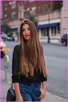cool Hairstyles cuts for long straight hair