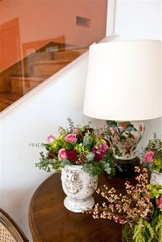 Aprovecha cualquier espacio para colocar flores. Foto:Agencia Reforma