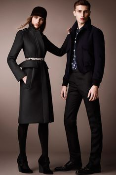 Prefall 2013 New York - Burberry Prorsum     LOVE THE COAT!!!