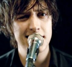 Julian Casablancas - doesn't matter that I only know him from Boom Box ...