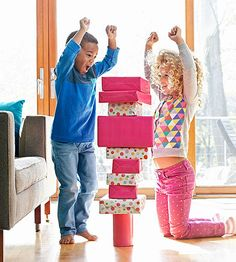 Everyone can be a champion with these six silly family contests. Is your fam up to the challenge?