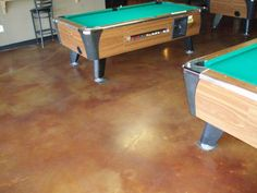 concrete stained floors pictures - Google Search