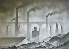 Smoke & Smog trevor grimshaw