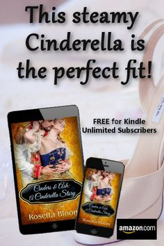 Grab this sexy Cinderella tale today! FREE for Kindle Unlimited Subscribers. https://www.amazon.com/dp/B017SAABVW