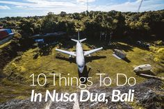 Nusa Dua is the beach destination in Bali, but theres more to it than just that. Check out some of the hidden gems it has to offer!