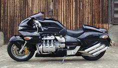 Honda Valkyrie Dragon King
