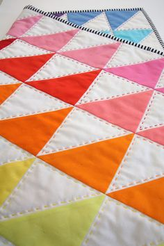 half square triangle again :)                                                                                                                                                                                 More                                                                                                                                                                                 More