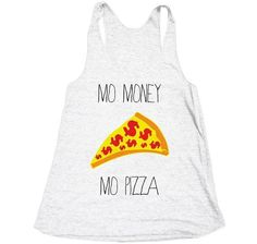 "A simple reminder for planning your budget -- ""Mo money, mo pizza. Crock Pot Vegetables, Pizza Life, Pizza Wheel, Jokes Quotes, Pizza Quotes, Beef Soup Recipes, Mo Money, Simple Reminders, Just For Laughs"