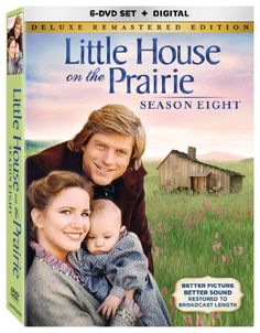 We are excited to announce the release of Season 8: Deluxe Remastered Edition! Get your own copy today! #LittleHouseMomen