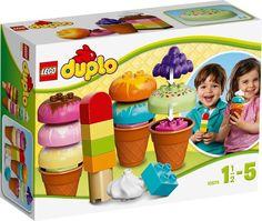 bol.com | LEGO Duplo Creatieve IJsjes - 10574,LEGO | Speelgoed
