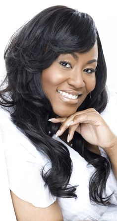 "Mandisa — Watch ""He Is With You"" @ http://youtu.be/P3CVlv2dz3w"