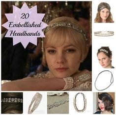 20 statement headbands and headwraps to take your everyday look from ordinary to extraordinary with no effort at all!