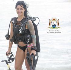 OMNA Tourniquets. #westernaustralia #australia #perth #margaretriver #esperance #albany #diving #scuba #scubagirls #beachbabes #alexzedra #ministryoffisheries #tourniqeut #tq #ratchettourniquet #divetourniquet #scubatourniquet