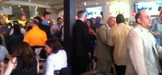 July 17, 2014 at Fiamma 41, Bayside, NY Networking with Queens Chamber and BBA