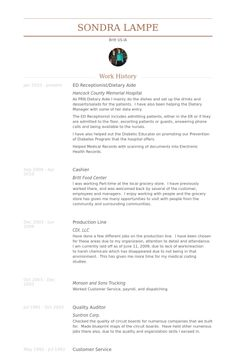 Activities Aide Sample Resume Free Examples Of Resume Template  Httpwww.resumecareerfree .