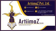 ArtiimaZ ™ Pvt. Ltd. #artiimaz #art #creativity  #company #it #services #advertising #marketing #unify #tech #contact #info Creativity, Advertising, Company Logo, Tech, Marketing, Art, Art Background, Technology, Kunst
