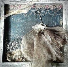 Odile by ch... #chbycarolacoch #scrap #scrapbooking #mixedmedia #art #balletdancer #homedecor