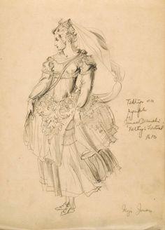 Reinette: Costumes by Inigo Jones and Buontalenti