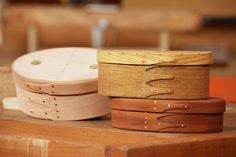 Steam-Bend Wood for Shaker Boxes