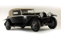 Bugatti Type 46 Faux Cabriolet by Veth & Zoon 1930