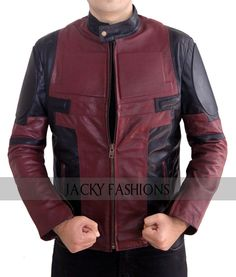Christmas Sale Limited Time Offer Christmas Ryan Reynolds Deadpool Jacket Responsible Price For Sale At Online Shop Ebay.com !!!    #RyanReynolds #Deadpool #Jacket #geek #comic #cosplay #costume #vintage #geek #comic #marvel #leatherfashion #awesome #amazing #christmas #sale #shopping #outfit #fashionlover #winter #holiday