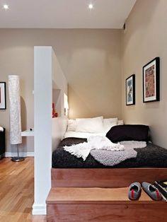 Как совместить гостиную и спальню: планировка, зонирование, выбор мебели
