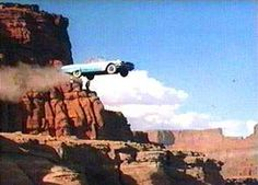There was a time when I had this in my mind.  Long before Thelma or Louise ever thought of it.  What saved me?    My dog.  I couldn't figure out what to do with him.  He saved my life.